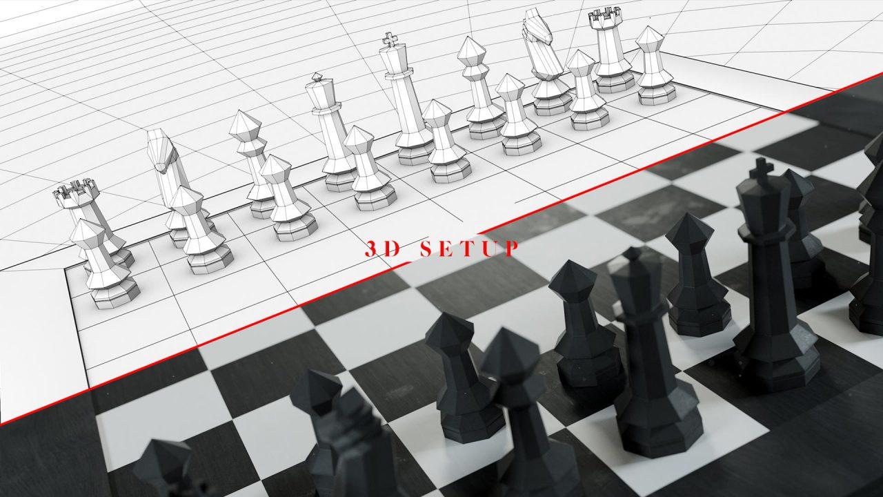 Checkmate_3D_Setup