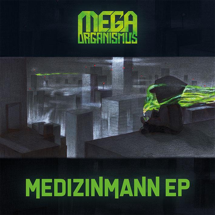 Megaorganismus_Album_Cover