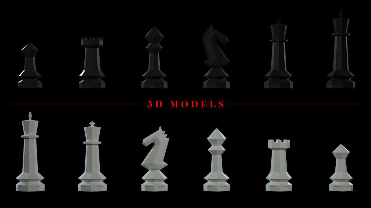 Checkmate_3D_Models